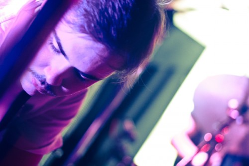 wu crystal 3 e1321381380500 Live Review: WU LYF, Crystal Antlers at Chicago's The Empty Bottle (11/14)