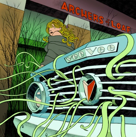 archers2 Archers of Loaf reissue sophomore album, Vee Vee