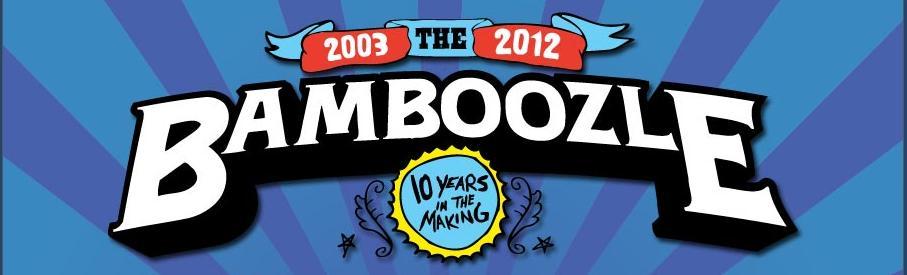 bamboozle 2012 Foo Fighters, Blink 182, Bon Jovi headlining The Bamboozle 2012