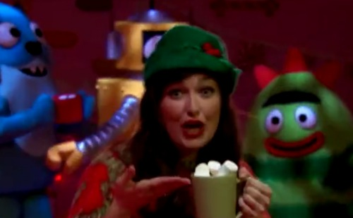 cults yo gabba gabba Video: Cults bring hot chocolate to Yo Gabba Gabba!