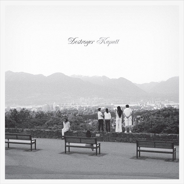 destroyer kaputt  Top 50 Albums of 2011