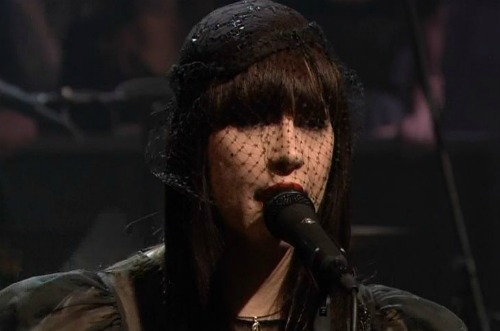 dumdumgirlsfallon1 Video: Dum Dum Girls reveal their Bedroom Eyes to Fallon