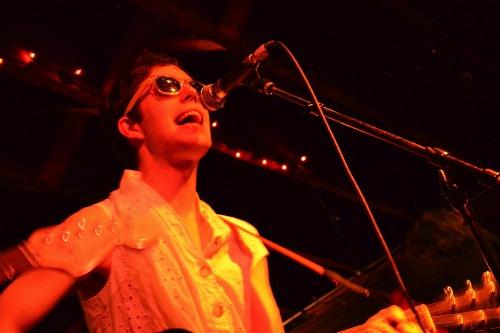 ezrafurman1 Live Review: Ezra Furman & The Harpoons at Chicagos Hideout (12/29)