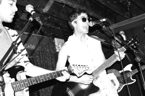 ezrafurman3 Live Review: Ezra Furman & The Harpoons at Chicagos Hideout (12/29)