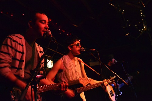 ezrafurman4 Live Review: Ezra Furman & The Harpoons at Chicagos Hideout (12/29)