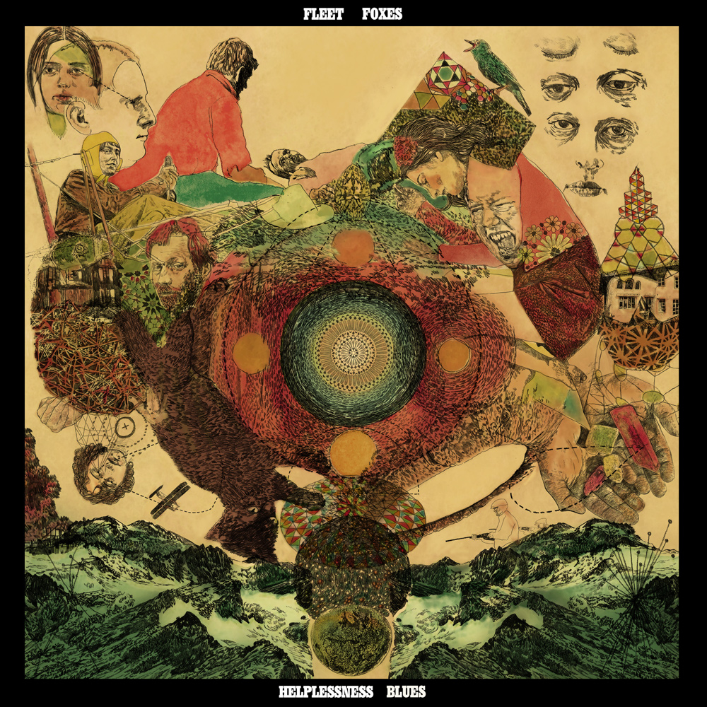 fleet fox helplessness blues Top 50 Albums of 2011