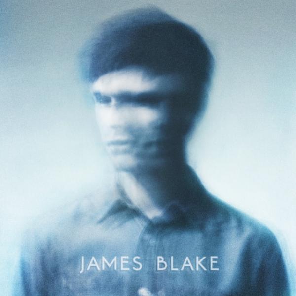 james blake album cover Top 50 Albums of 2011