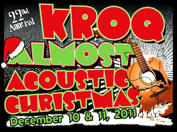 kroq almost acoustic christmas 2011 590x442 In Photos: KROQs Almost Acoustic Christmas in Los Angeles (12/10 11)