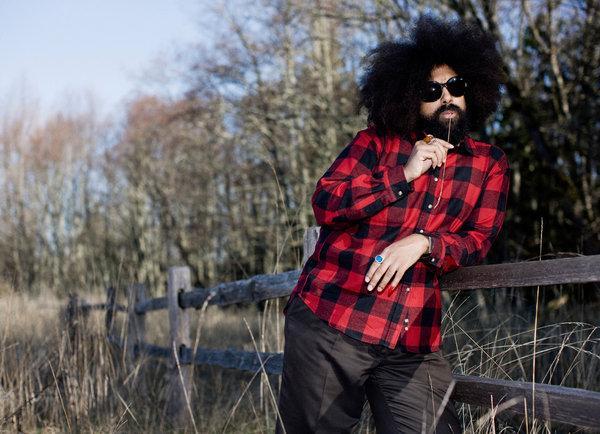 reggie watts Stream five new tracks from Reggie Watts