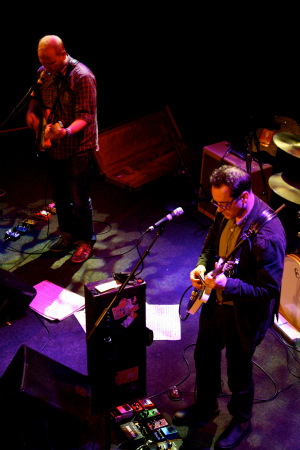 seaandcake Live Review: The Sea and Cake at San Franciscos Great American Music Hall (12/5)