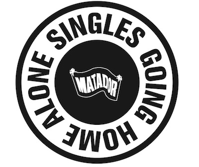 sghalogo 1 Matador Records launches Singles Going Home Alone subscription series