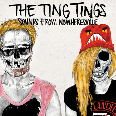the ting tings sounds from nowheresville The Ting Tings announce 2012 tour dates