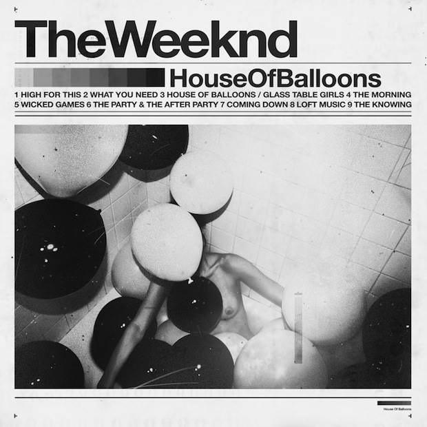 theweeknd1 Top 50 Songs of 2011