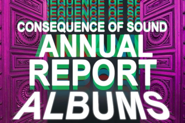 year end albums Top 50 Albums of 2011