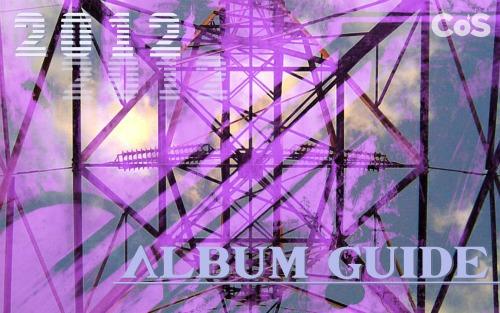 2012 album guide 2012 Album Guide