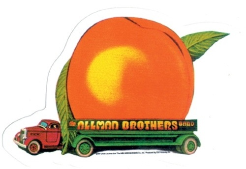 alman brothers peach Allman Brothers schedule annual residency at New Yorks Beacon Theatre