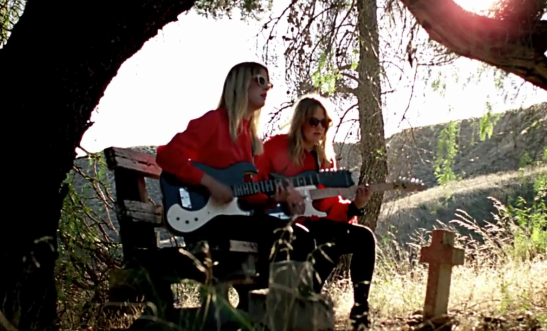 bleachedsearchingvid Video: Bleached:   Searching Through The Past