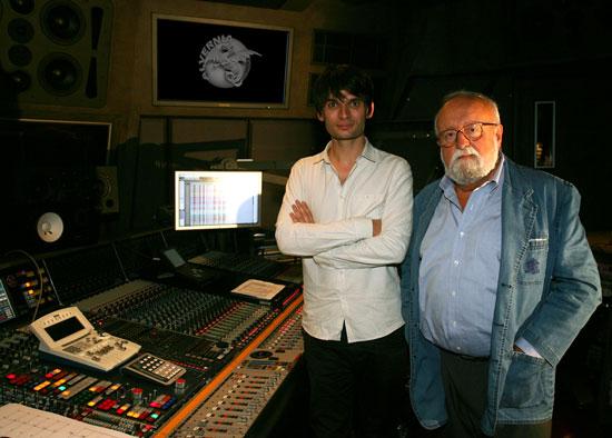 jonny greenwood and krzysztof penderecki Jonny Greenwood and Krzysztof Penderecki detail collaborative album