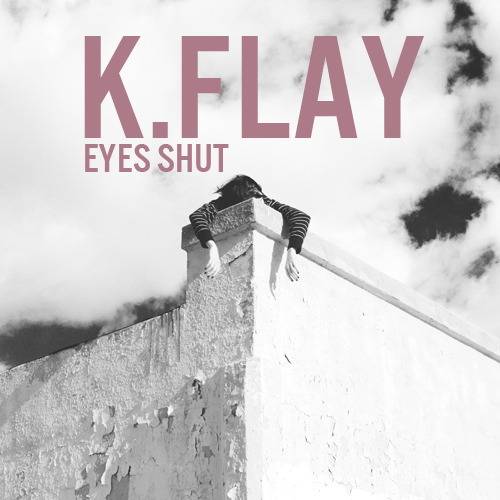 kflay eyes shut1 Check Out: K.Flay   Sunburn (CoS Premiere)