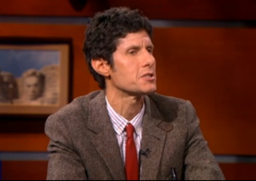 mike d colbert Video: Mike D on The Colbert Report