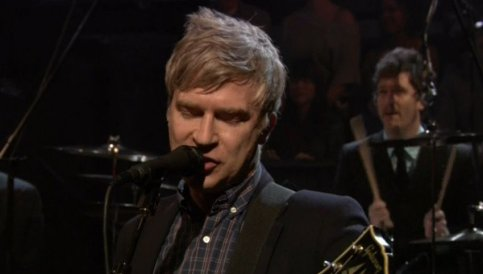 nadasurffallon Video: Nada Surf are Waiting For Something on Fallon