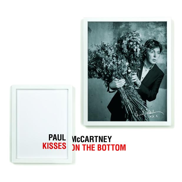 paul mccartney kisses on the bottom Paul McCartney reveals Kisses on the Bottom tracklist, artwork