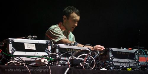 rjd2 1 Live Review: STS9, RJD2 at Chicagos Congress Theater (1/20)