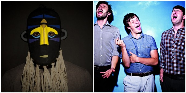 sbtrkt friendly fires Check Out: SBTRKT covers Friendly Fires