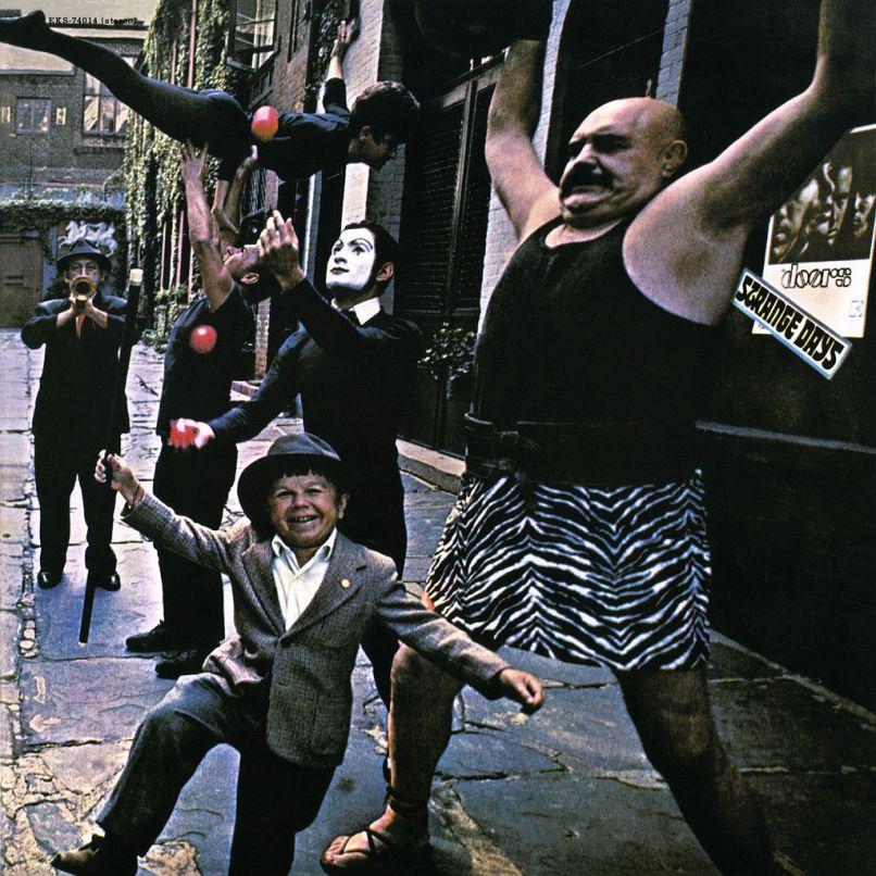 strange days Ranking The Doors: Every Album from Worst to Best