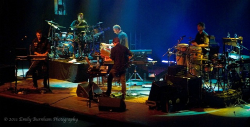 sts93 Live Review: STS9, RJD2 at Chicagos Congress Theater (1/20)