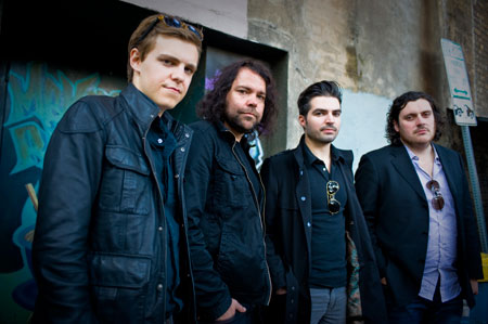 the boxer rebellion01 The Boxer Rebellion plots spring tour