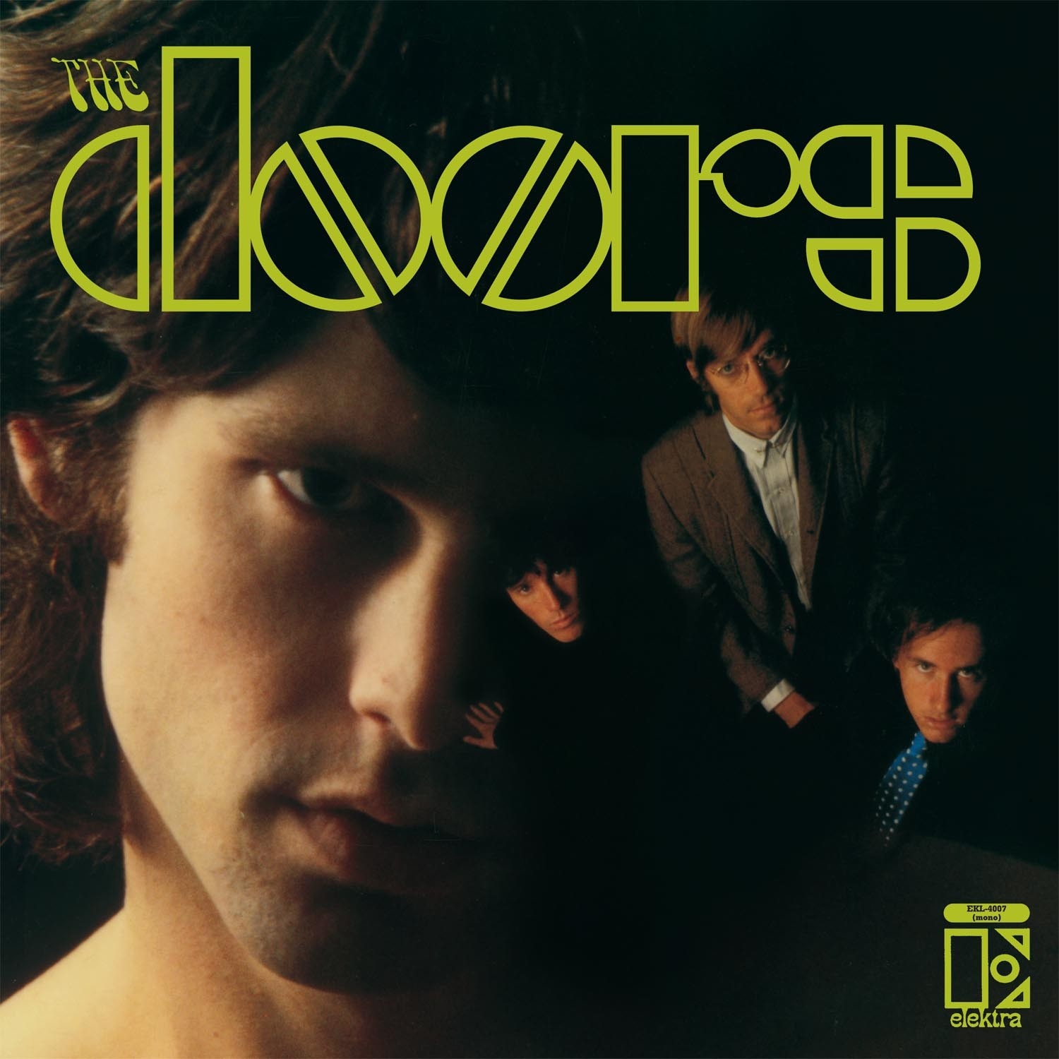 the doors1 The 100 Greatest Albums of All Time