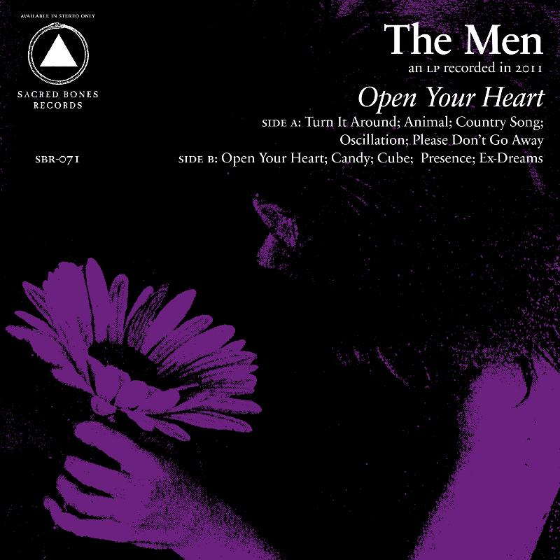 themenopenyourheart Top 50 Albums of 2012