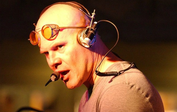 thomas dolby feature Free Energy, Thomas Dolby headline Consequence of Sounds official SXSW showcase