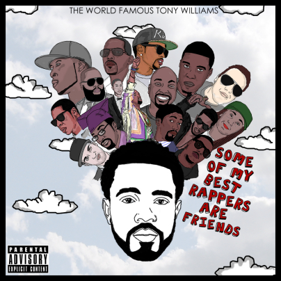 tony williams mixtape Check Out: Tony Williams feat. Kanye West   Another You (snippet)