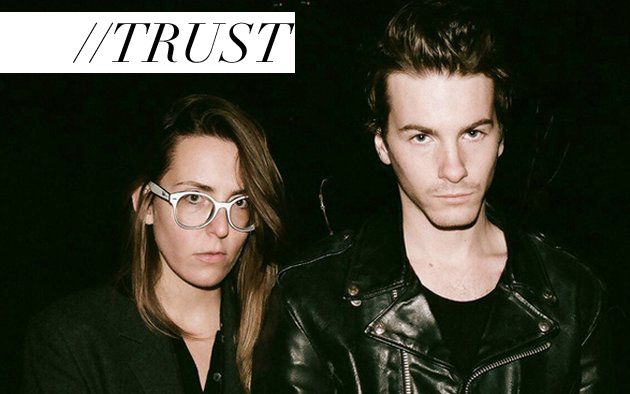 trust trst Trust details debut album: TRST
