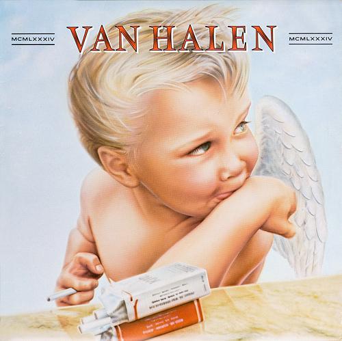van halen 1984 Dusting Em Off: Van Halen   1984