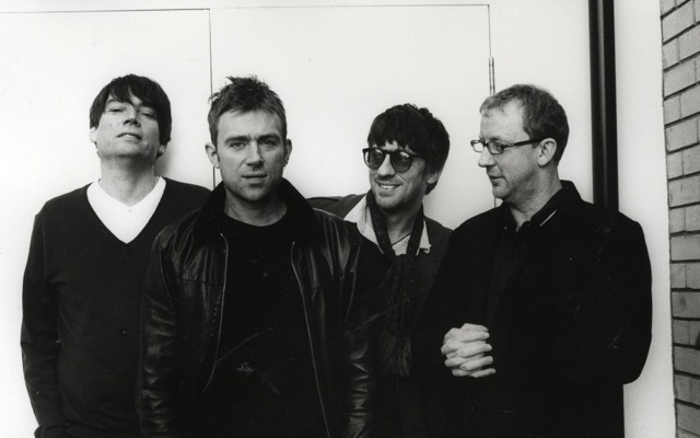 blur reunion Blur to debut new material on Twitter