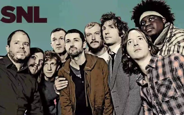 bon iver snl Video: Bon Iver hits Saturday Night Live
