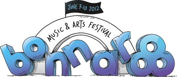 bonnaroo 2012 logo Radiohead, Red Hot Chili Peppers, Phish head Bonnaroo 2012