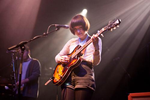 daughter hardy Live Review: Ben Howard, Daughter at Londons O2 Shepherd's Bush Empire (2/23)