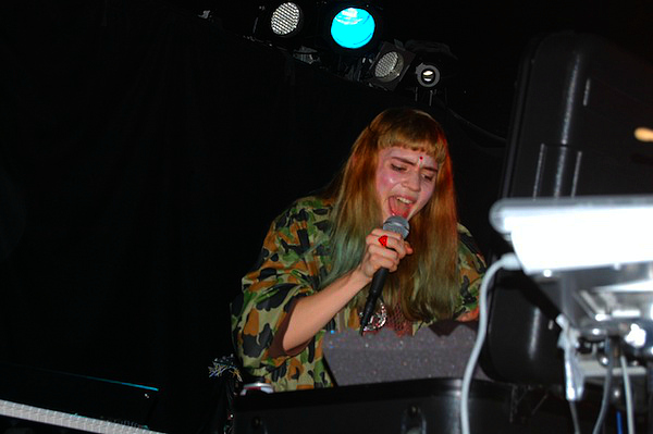 grimes14 Live Review: Grimes at Los Angeles Echo (2/24)