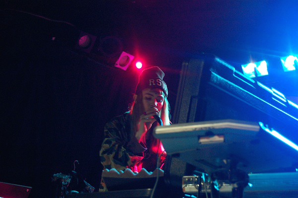 grimes3 Live Review: Grimes at Los Angeles Echo (2/24)