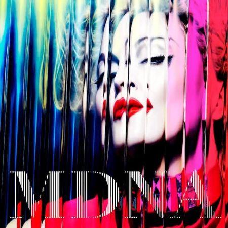 madonna mdna artwork Video: Madonna feat. M.I.A. & Nicki Minaj   Give Me All Your Luvin