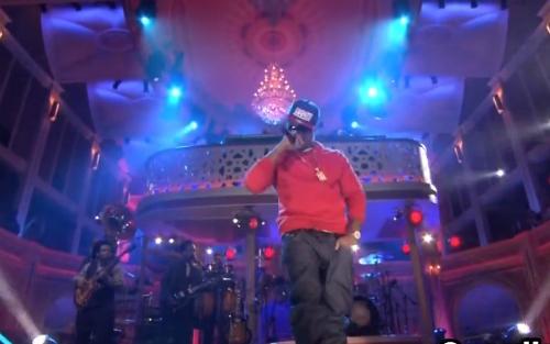 nasfallon Video: Nas and The Roots perform Nasty on Fallon