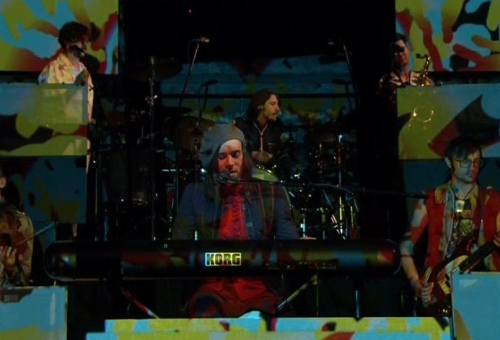 ofmontrealfallon Video: of Montreal perform Dour Percentage on Fallon