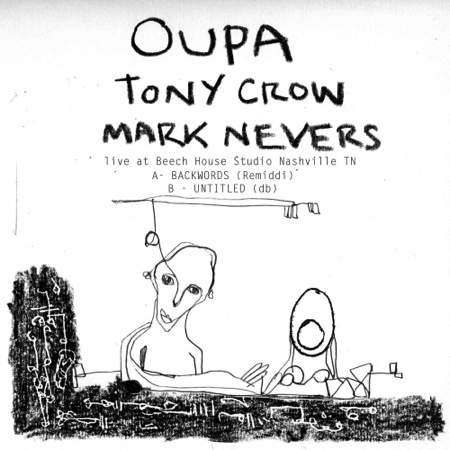 oupa tony crow backwords cover Check Out: Oupa and Tony Crow cover Porcelain Rafts Backwords