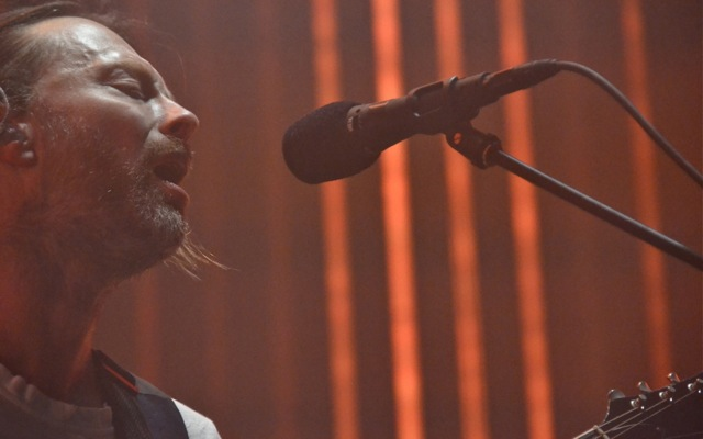 radiohead 2012 Video: Radiohead debuts two new songs, Identikit and Cut A Hole