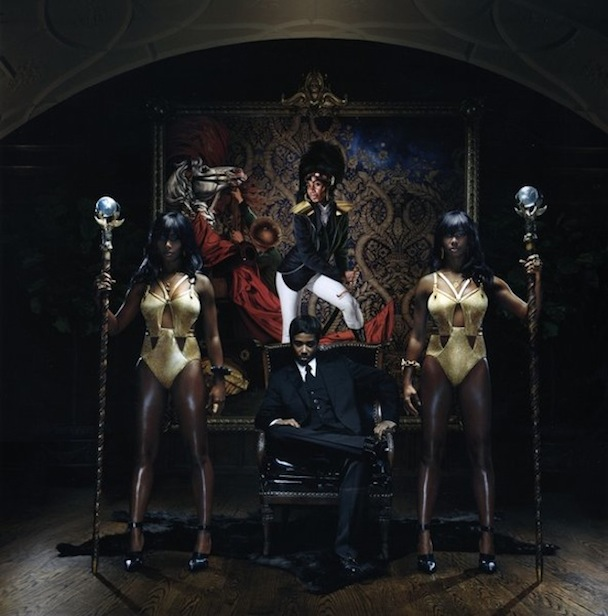 santigold master of my make believe cover Look: Santigolds Master of My Make Believe album cover