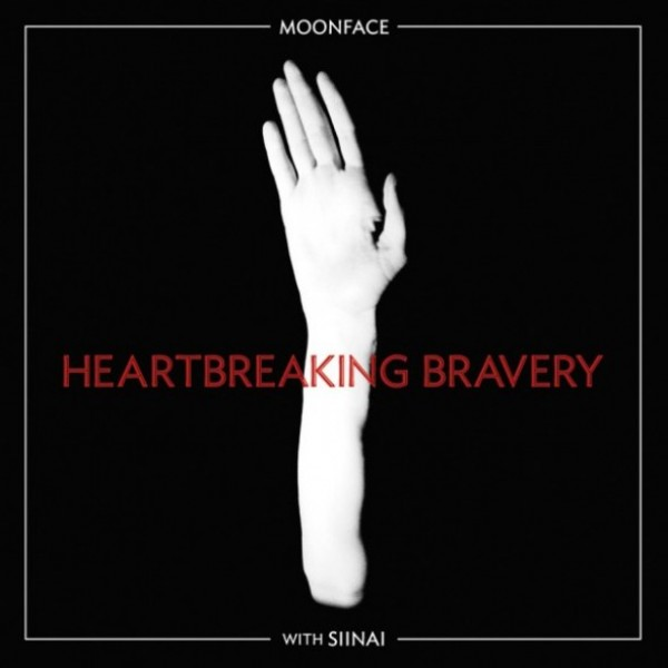 1 moonface with siinai heartbreaking bravery 608x608 e1333125104472 Check Out: Moonface   Headed for the Door